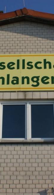 Bürogebäude Agrargesellschaft mbH Siedenlangenbeck – am Abzweig Wöpel